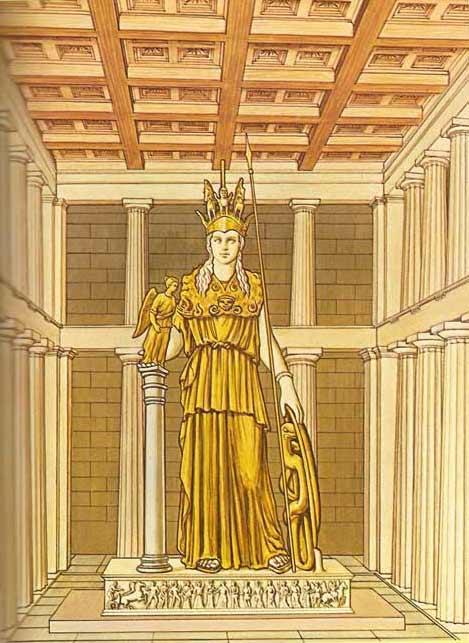 Atenea Parthenos